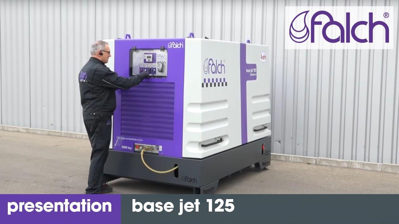 falch base jet 125 - product presentation - www.falch.com