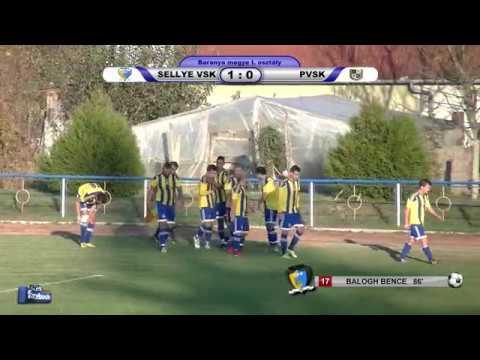 SELLYE VSK O ÉS R - PVSK 1 - 0 (0 - 0)