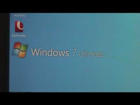 Установка Windows 7 Ultimate часть 1