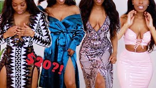 I SPENT $200 ON ALIEXPRESS DRESSES | THIS IS WHAT I GOT! CLOTHING HAUL