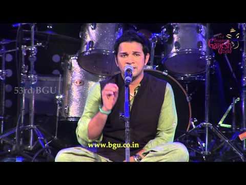 Krishna Ni Begane Baaro Classical Song  Karthik @ 53rd Bengaluru Ganesh Utsava!!!