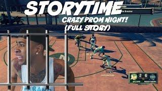 Story Time  My CRAZY PROM NIGHT!! (FULL STORY) - Prettyboyfredo