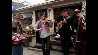 Livestock Bluegrass at Trinkets and Treasures Monson Massachusetts