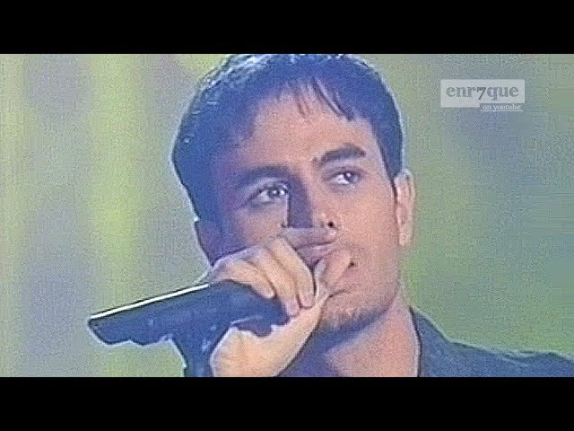Enrique Iglesias - Hero (LIVE PROMO)