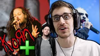 Скачать Hip Hop Head Reacts To A Different World By KORN Feat COREY TAYLOR