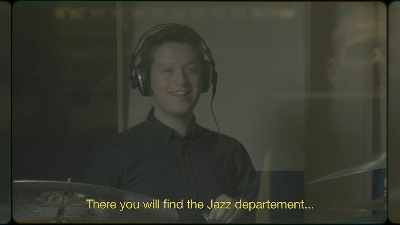 Bachelor Jazz - Codarts Rotterdam   Perform, create, produce