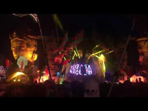 Electric Forest 2017 : Liquid Stranger 1/2