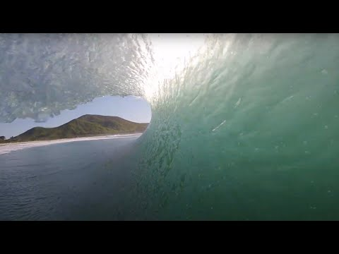 A Sea To Yourself: Surfing The South Island Of New Zealand