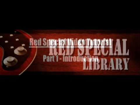 Red Special Library Part 1