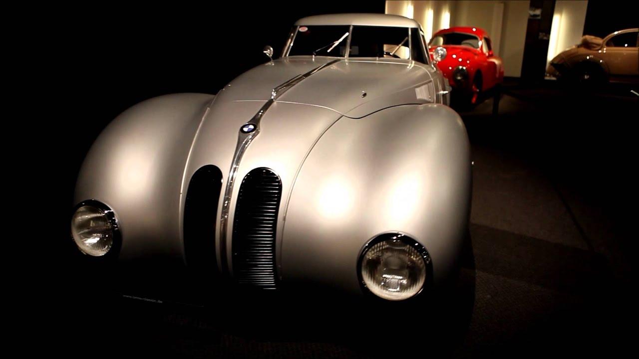 1940 BMW 328 Mille Miglia Kamm Coupé Replica (BMW Classic). - YouTube