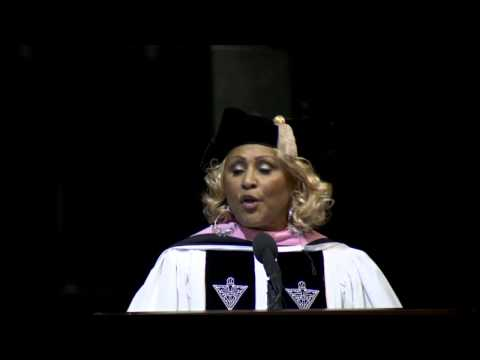 Darlene Love Commencement Address
