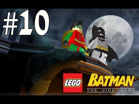 Lego Batman - Part 10 Breaking Blocks