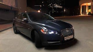 Пафосный, но бюджетный и надёжный седан!  Jaguar XF