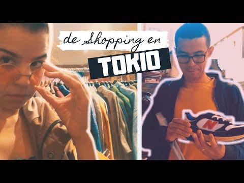 Shopping En Tiendas Vintage En TOKIO -  Ropa De Segunda