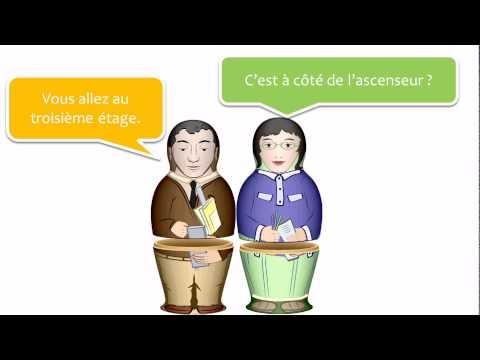 Französisch lernen mit Dialog # 10 dialogues