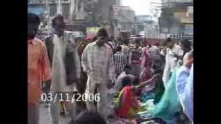 Vendors Qutub Road Market