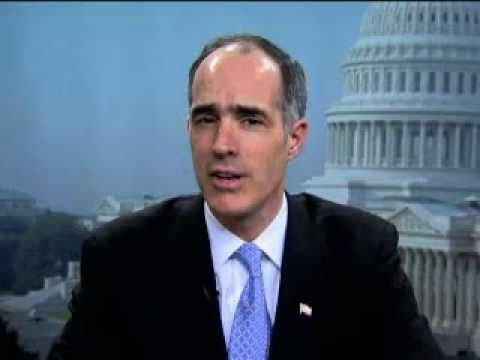 Senator Casey Discusses the American Recovery and Reinvestment Act of 2009