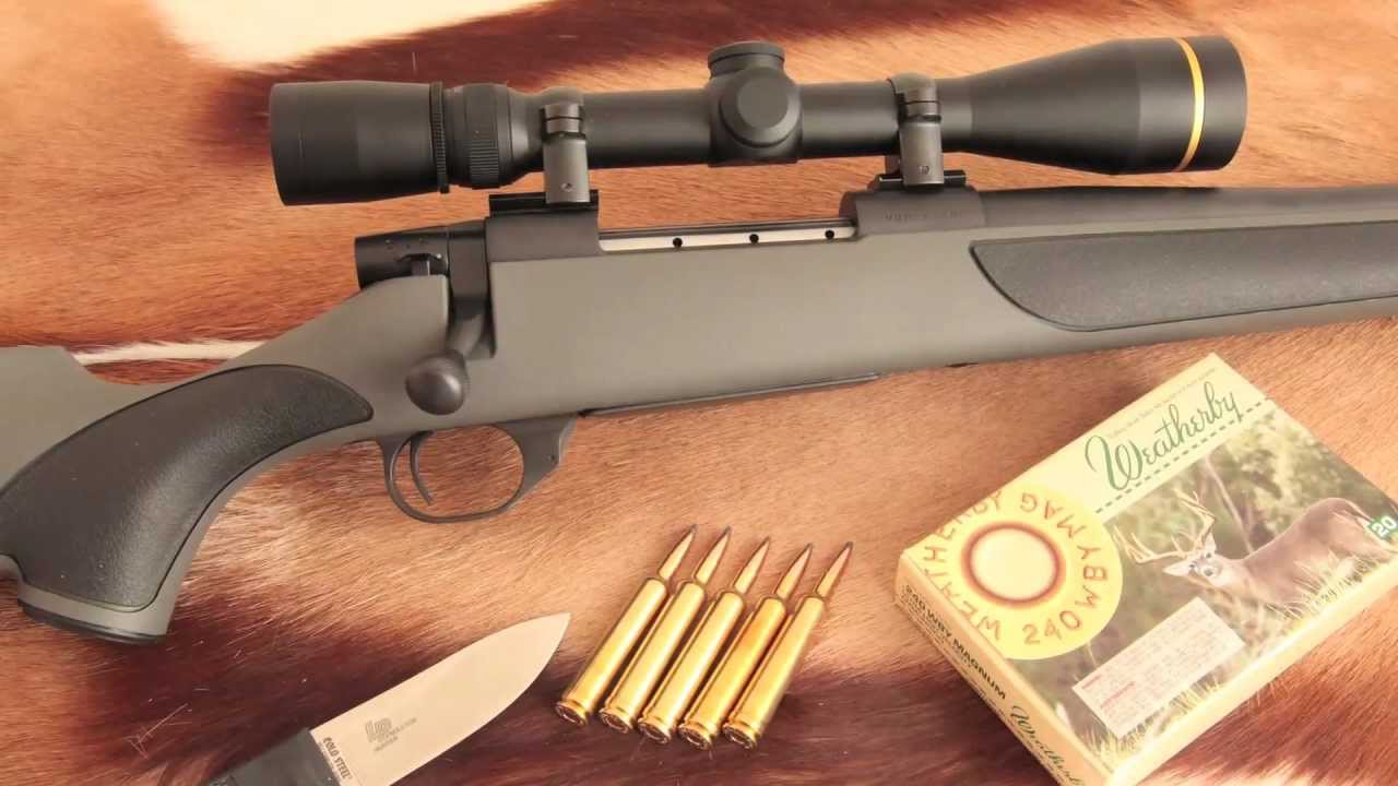 Weatherby is always striving to improve its products, so in they introduced the new Vanguard Series 2 rifle. One of the biggest changes for this rifle is the trigger. The Vanguard Series 2 is taking a rather unorthodox approach to triggers on the modern hunting rifle—it comes with a two-stage trigger.