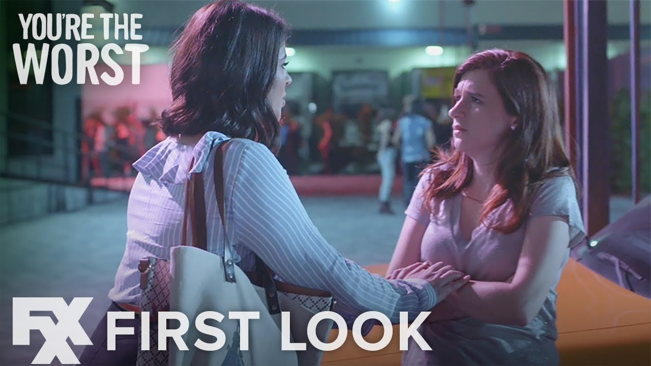 Download You're The Worst | Season 4: First Look | FXX