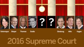 Can you name the Supreme Court justices?