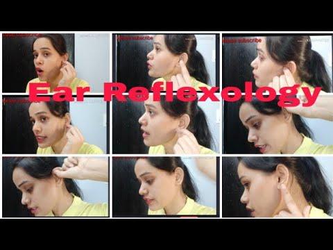 Ear Reflexology Must Watch This Video
