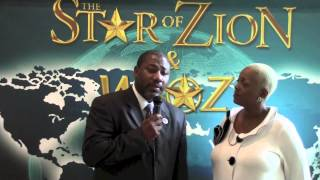 WSOZ Interviews Rev. Dr. Anthony Witherspoon