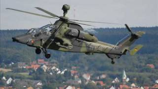 Eurocopter Tiger- Very Deadly Attack Helicopter
