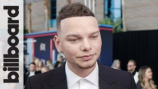 Kane Brown on Khalid Collaboration & 'Saturday Nights' Debut Performance | ACM Awards