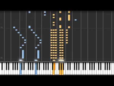 "Jon Schmidt's ""Waterfall"" - Synthesia Tutorial"