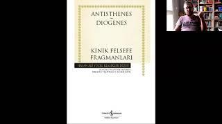 """Antisthenes - Diogenes, """"Kinik Felsefe Fragmanları"""" çevirim çıktı. (Dr. C. Cengiz Çevik)"""