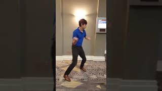 Dancing judge part 2