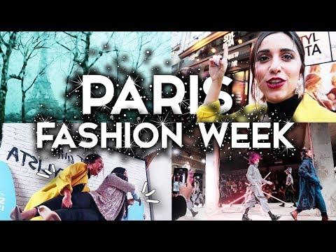 PRIMERA VEZ en PARÍS FASHION WEEK!! Un sueño cumplido!! |@ModaJustCoco