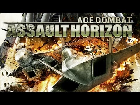 Ace Combat: Assault Horizon - GamesCom 2011: Full-Blown Assault Trailer | OFFICIAL | HD