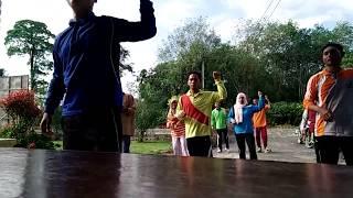 Gerakan Senam Indonesia Jaya - Puteri Sembilan