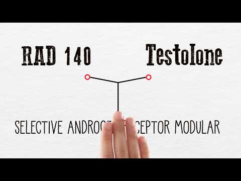 RAD140 (Testolone) Review: The Strongest SARM? [2019 UPDATE]