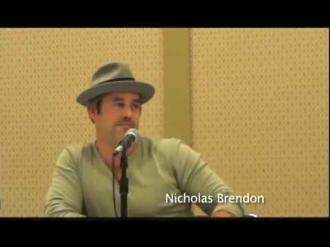 FOG! Presents Nicholas Brendon at RI Comic Con