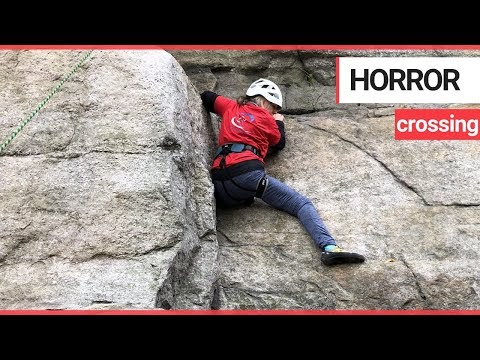 Nurse Who Lost Leg After Traumatic Accident Takes Up Rock Climbing | SWNS TV