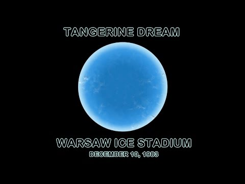 Tangerine Dream - Warsaw 1983 (Dreaming On Ice Stadium Evening)