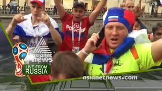 Egypt vs Russia prediction by fans | Live from Russia
