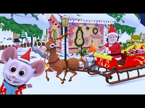 Thumbnail: Best Christmas Songs | We Wish You A Merry Christmas | Christmas Carols Kid Songs and Nursery Rhymes