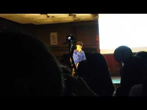 160816 D.O.B IN TAIWAN  Kaohsiung FM 太永唱歌