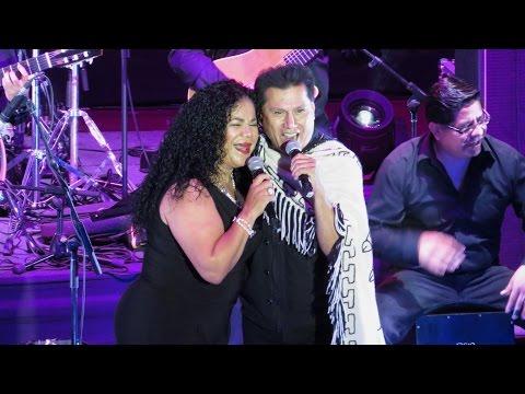 LOS KJARKAS   Eva Ayllon y Elmer Hermosa - Mal Paso