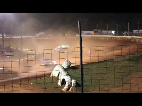 Open Wheel Modified  8/11/18 Cherokee Speedway