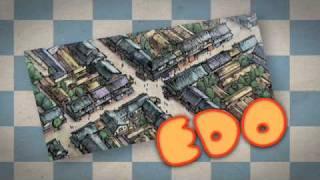 Oh Edo Rocket trailer