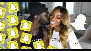 Being Young Bosses! Marriage? Babies, and More Snapchat Q&A