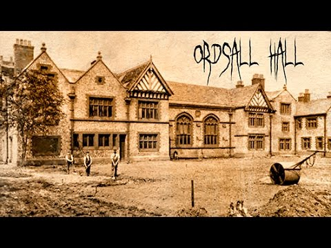 Part 2 Ordsall Hall Paranormal Ghost Evidence Investigation Video