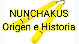 Nunchakus - Origen e Historia