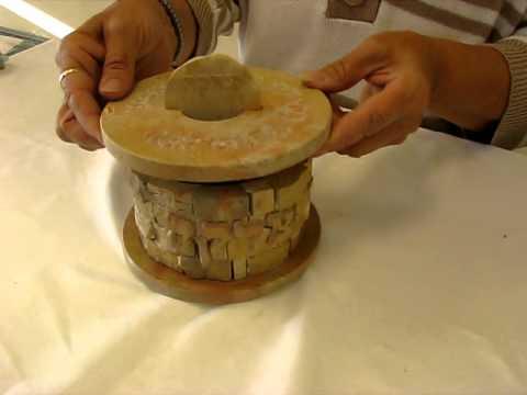 ON Sale Jerusalem Stone Charity - Tzedakah Box