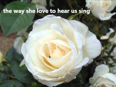 """For Mama"" w/ lyrics by Matt Monro"