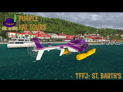 [Purple Hat Tours] Part 3- St. Barths TFFJ